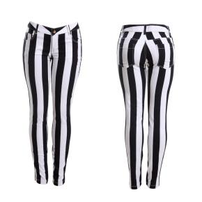 calça stripes